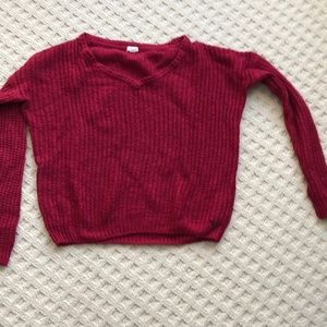 Grave sweater
